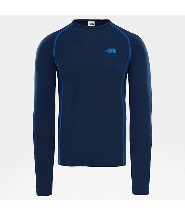 Men's Warm Long-Sleeve Crew Shirt | The North Face