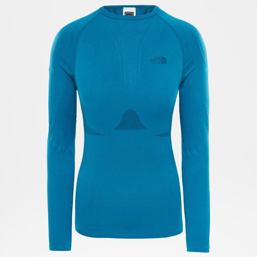 Women's Hybrid Long-Sleeved Crew Shirt-