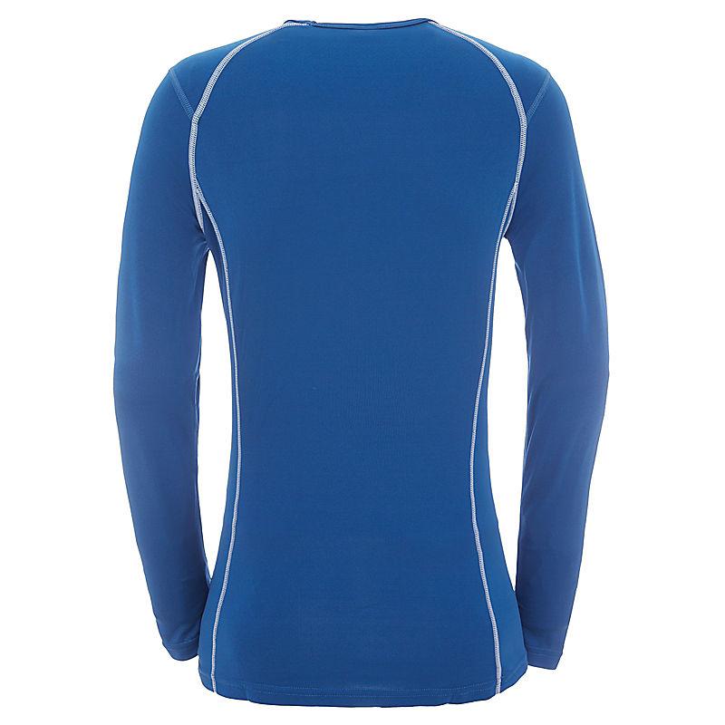Women's Warm Long-Sleeve Crew Shirt-