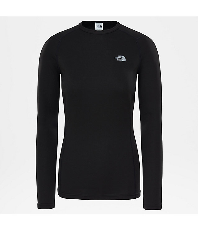 Women's Warm Long-Sleeve Crew Shirt | The North Face