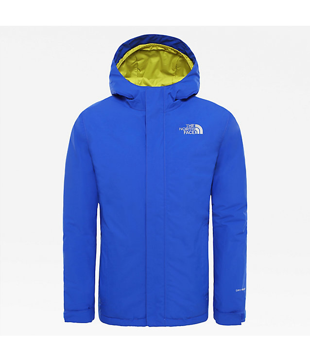 YOUTH SNOW QUEST ZIP-IN JACKET | The North Face