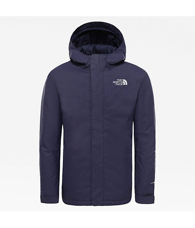 KINDER SNOW QUEST ZIP-IN JACKE | The North Face