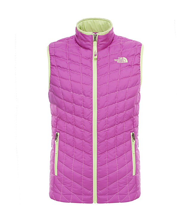 Gilet Thermoball Pour Fille | The North Face