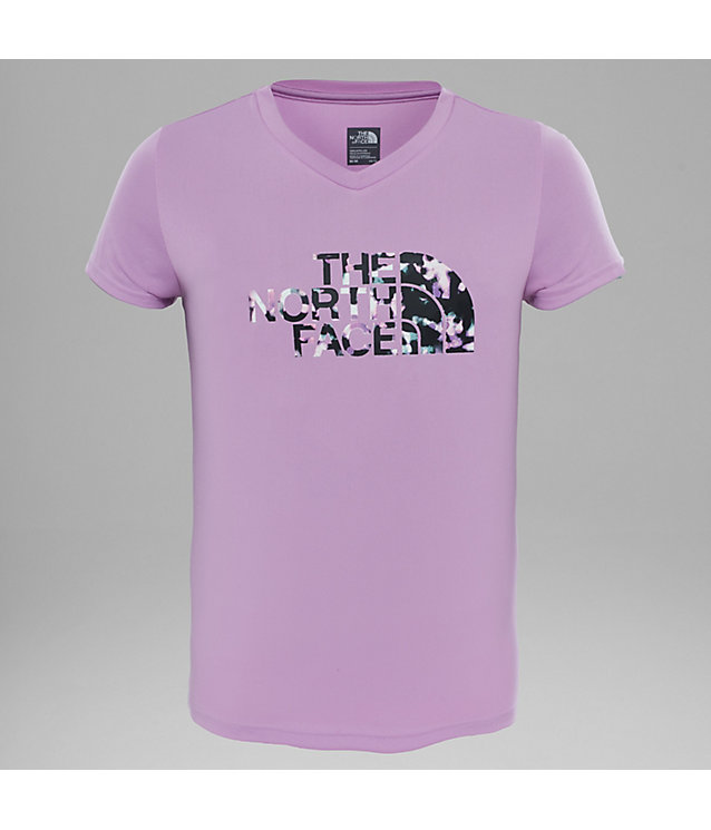T-shirt Reaxion fille | The North Face