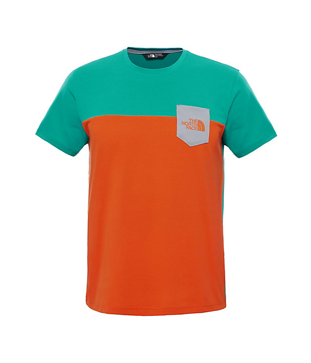 Radome Pocket-T-Shirt voor heren | The North Face