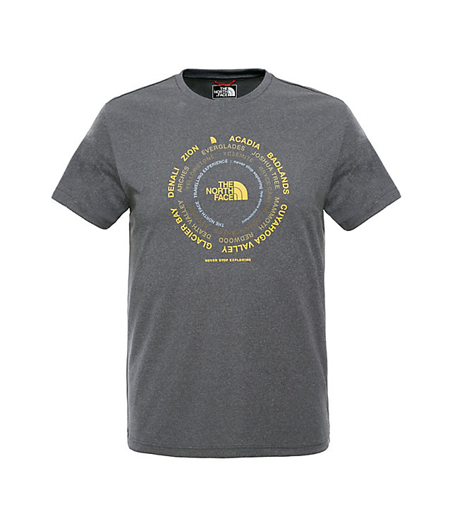Men's Travel Graphic T-Shirt | The North Face