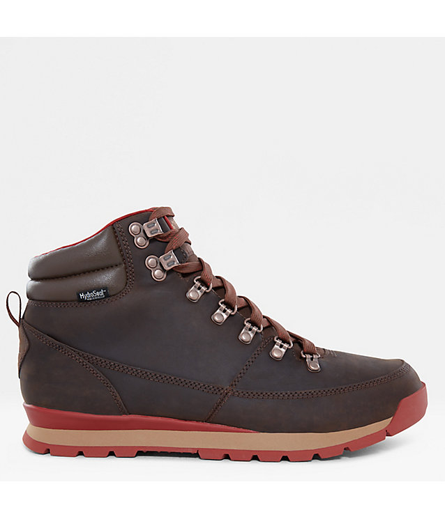 Men's Back-to-Berkeley Redux Leather Boots | The North Face
