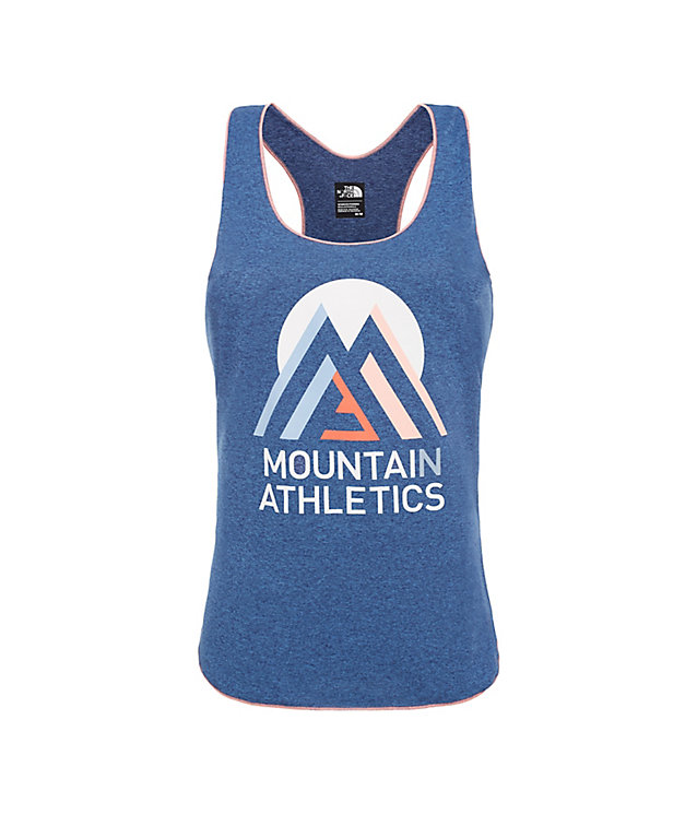 Women's Graphic Play Hard Tank | The North Face
