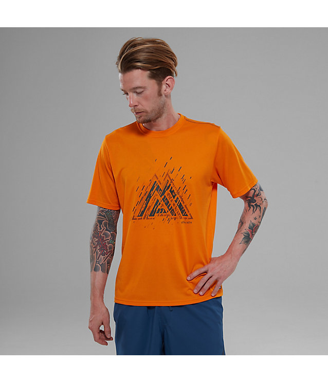 Men's MA Graphic Reaxion Amp Crew | The North Face