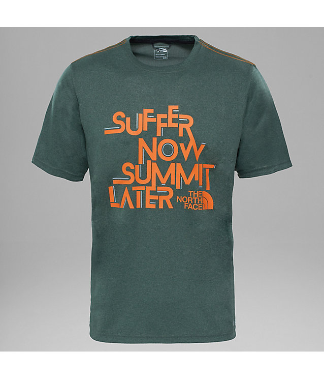 T-shirt Graphic Reaxion Ampere MA pour homme | The North Face