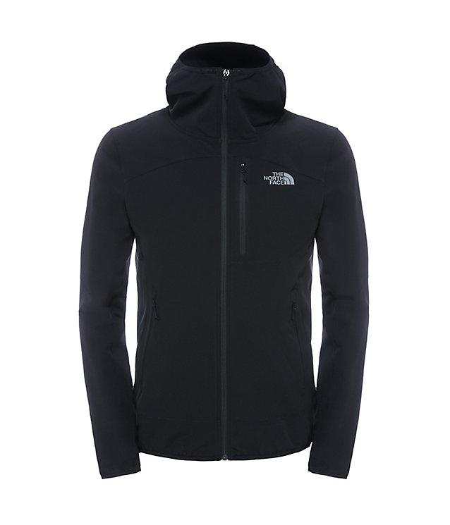 Men's New Summer Softshell hooded Jacket | The North Face