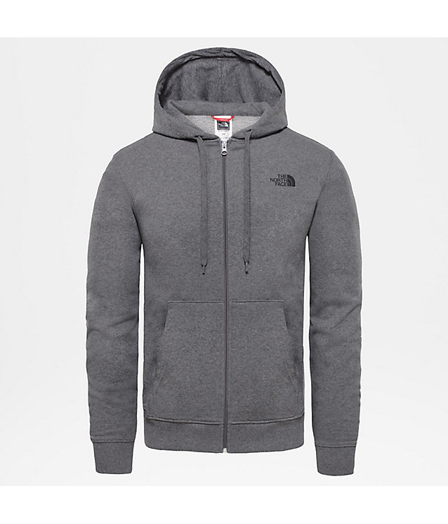Sudadera Con Capucha Y Cremallera Integral Open Gate Light Para Hombre | The North Face