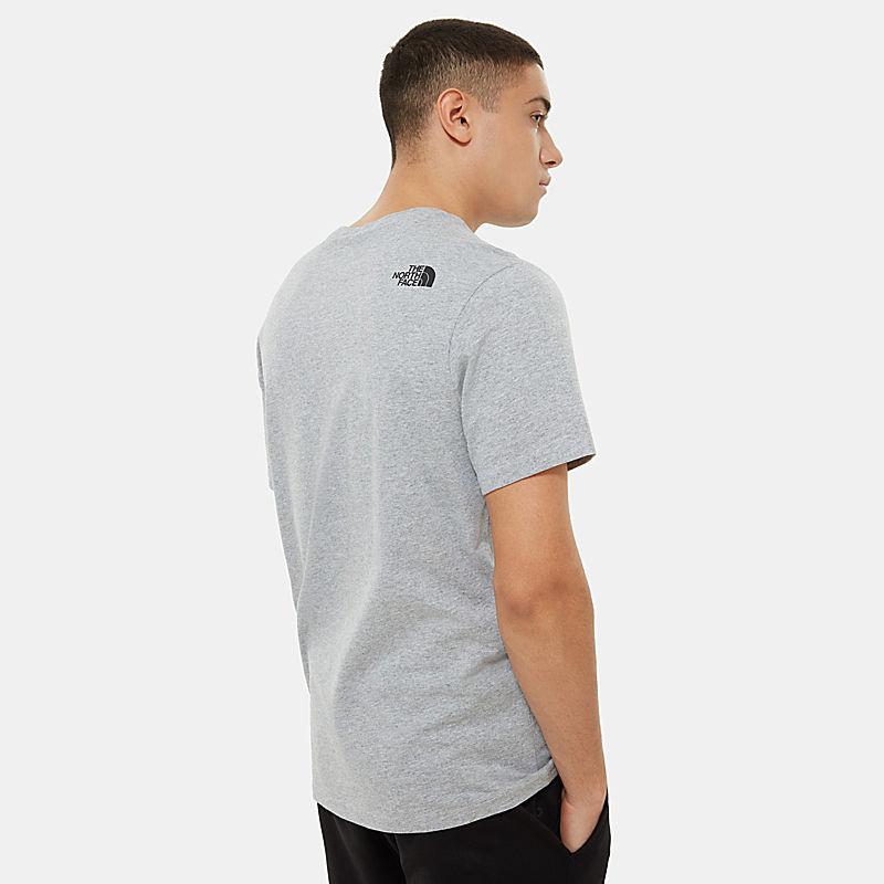 T-Shirt Uomo Fine-