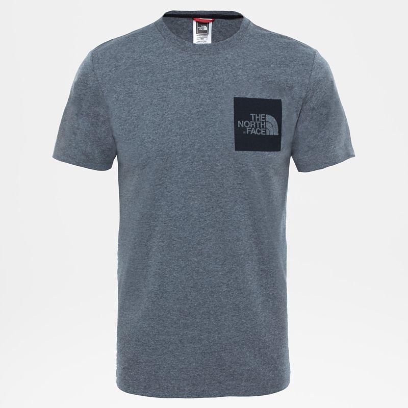 Fine-T-shirt met korte mouwen-