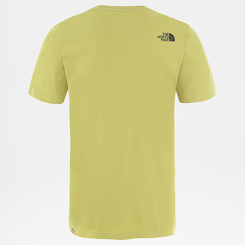 Short-Sleeve Fine T-Shirt-