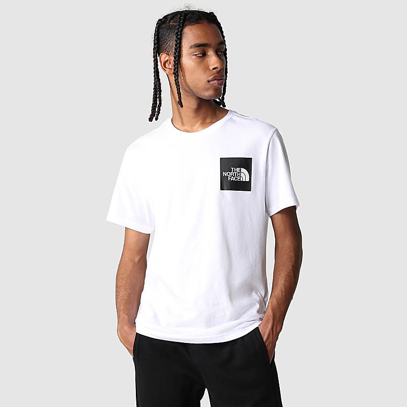 Fine T-Shirt Voor Heren-