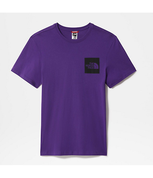 Herren Fine T-Shirt | The North Face