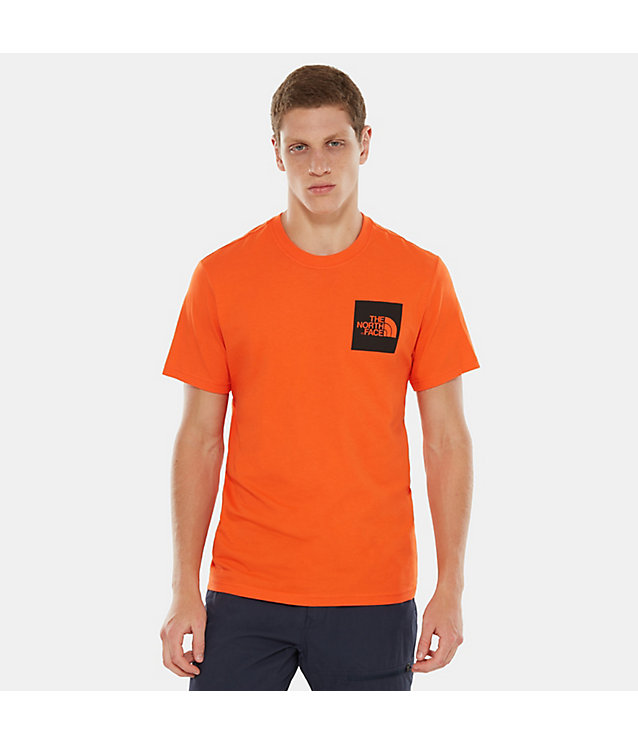 Short-Sleeve Fine T-Shirt | The North Face