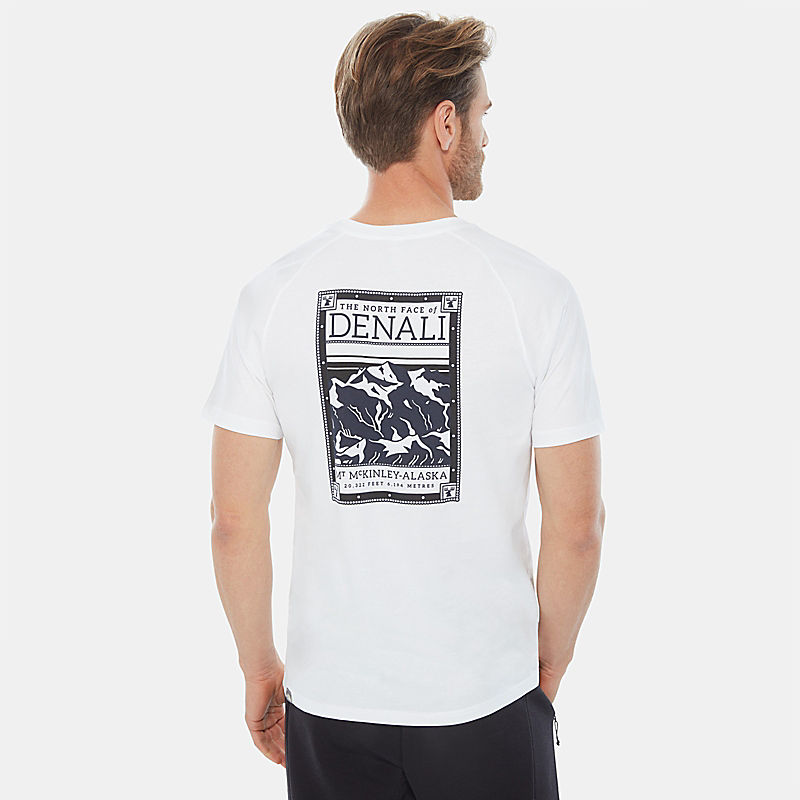 Men's North Faces T-Shirt-