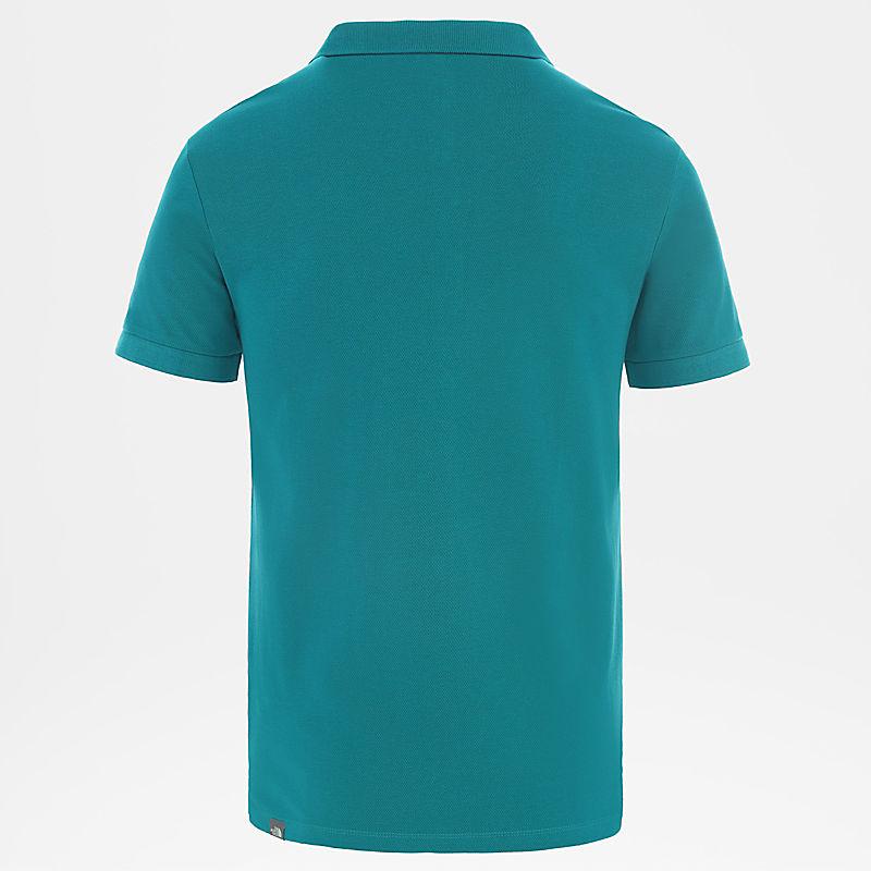 Men's Premium Piquet Polo Shirt-