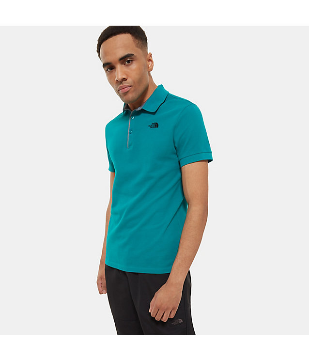Premium piquet poloshirt voor heren | The North Face