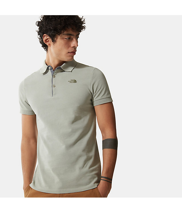 Men's Premium Piquet Polo Shirt | The North Face
