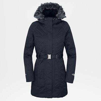The North Face Womens Brooklyn Jacket Urban Navy/moonlight I