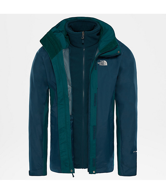 Herren Evolution II Triclimate® Jacke | The North Face