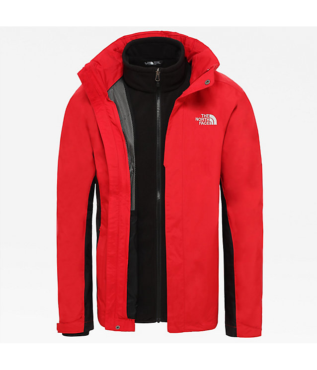 Men's Evolution II Zip-In Triclimate® Jacket | The North Face