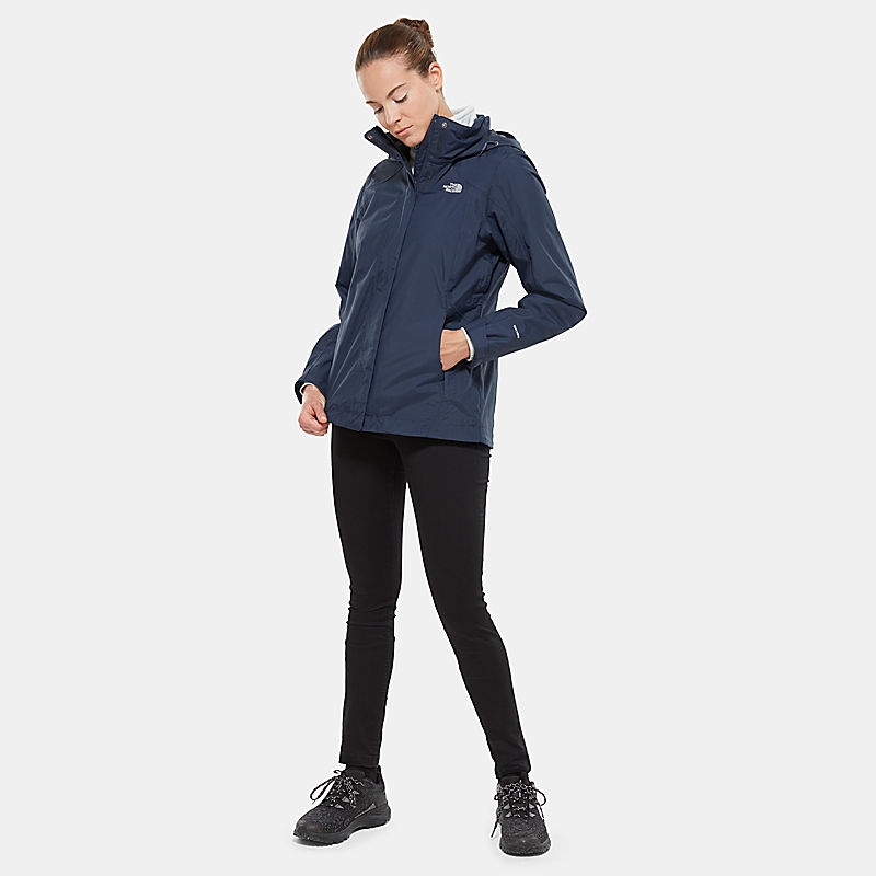 Damen Evolution II Zip-In Triclimate® Jacke-