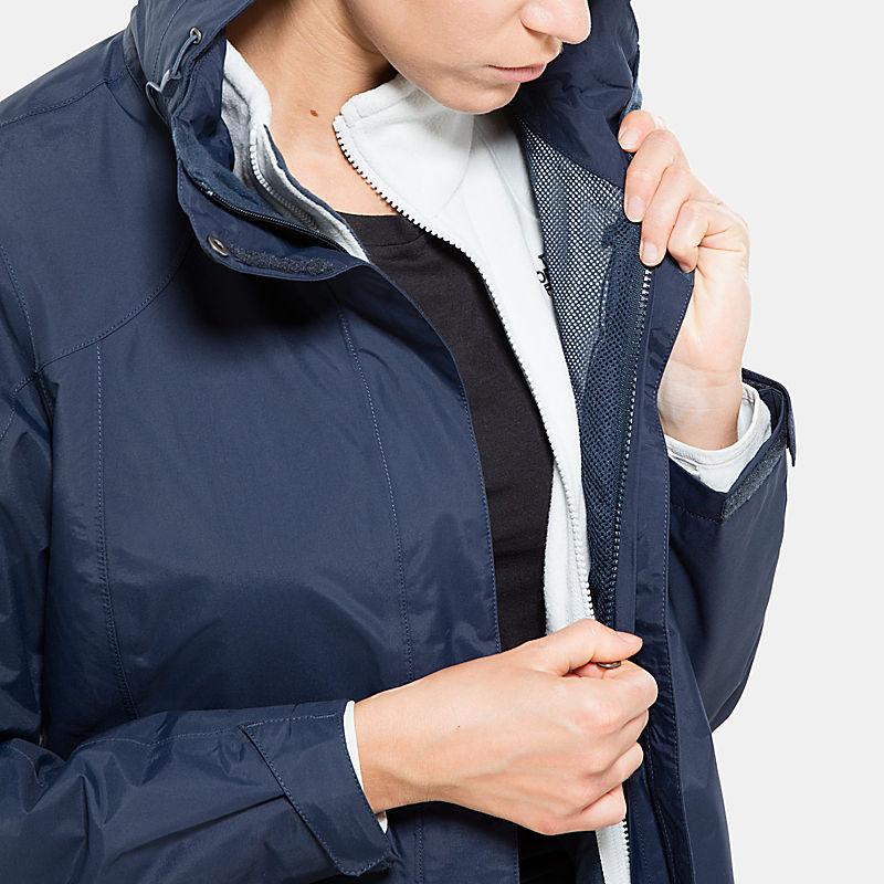Damen Evolution II Triclimate® Jacke-