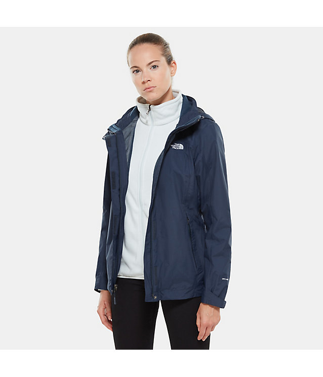 Damen Evolution II Triclimate® Jacke | The North Face