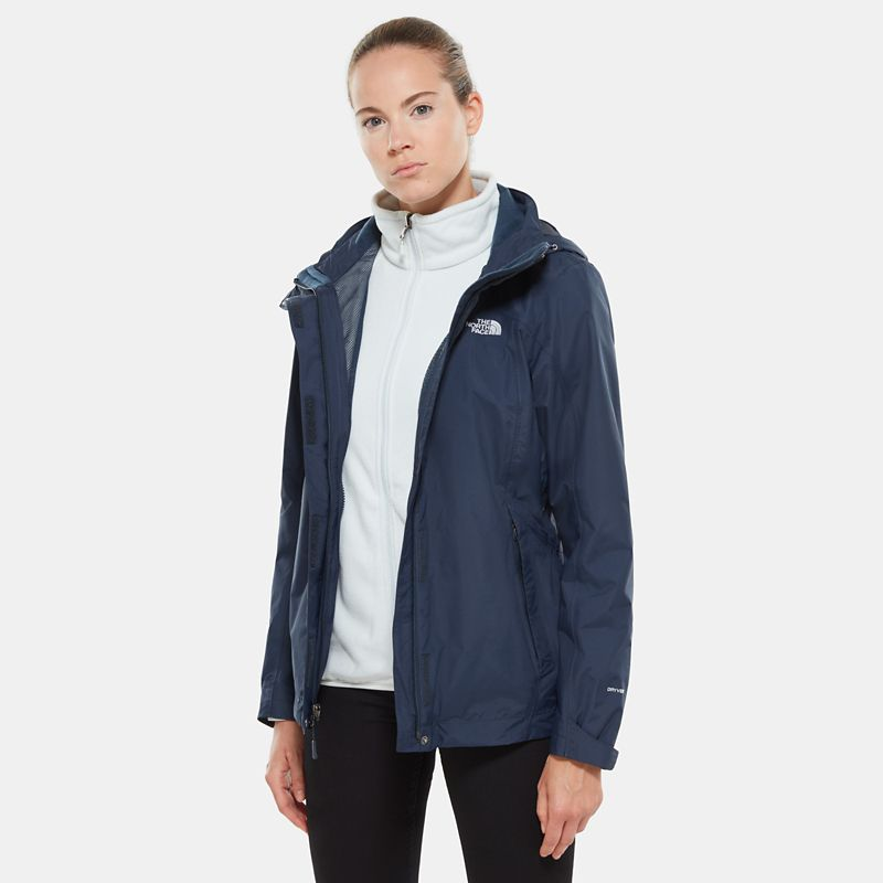 Damen Evolution II Triclimate® Jacke-