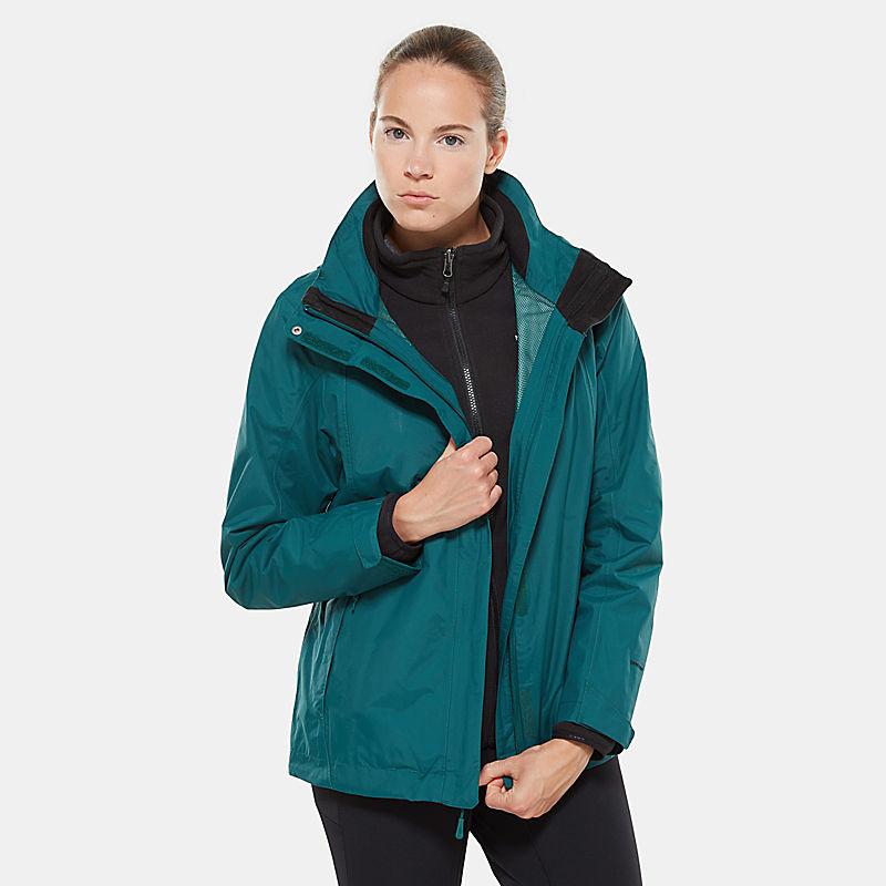 591abf2edc09 Women s Evolution II Triclimate® Jacket