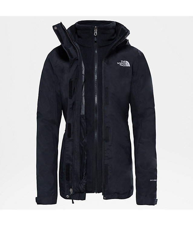 Damen Evolution II Zip-In Triclimate® Jacke | The North Face