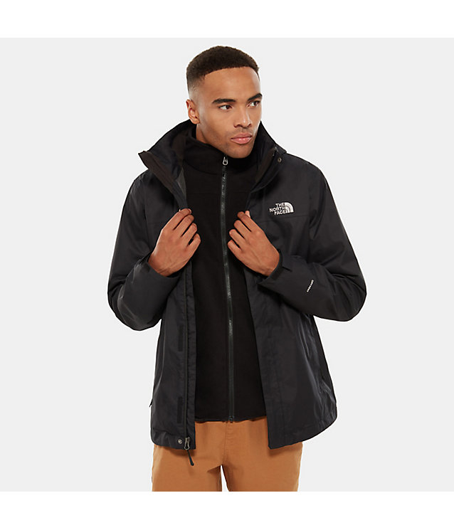 the north face jacke 3 in 1 jungen