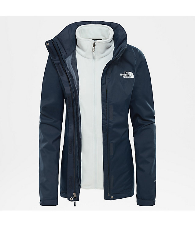Damen Evolve II Triclimate® Jacke | The North Face