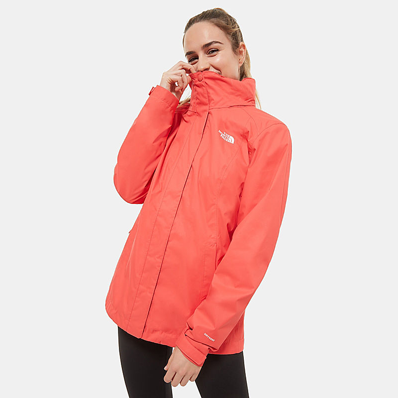 The North Face Damen Jacke Evolve II Triclimate CG56