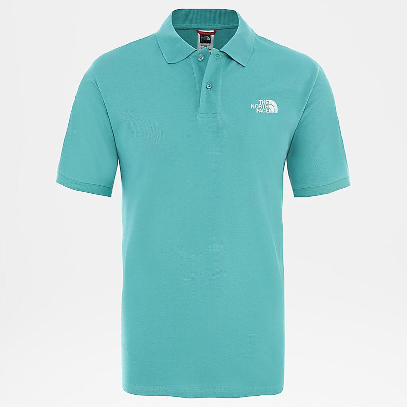Piquet Poloshirt Voor Heren-