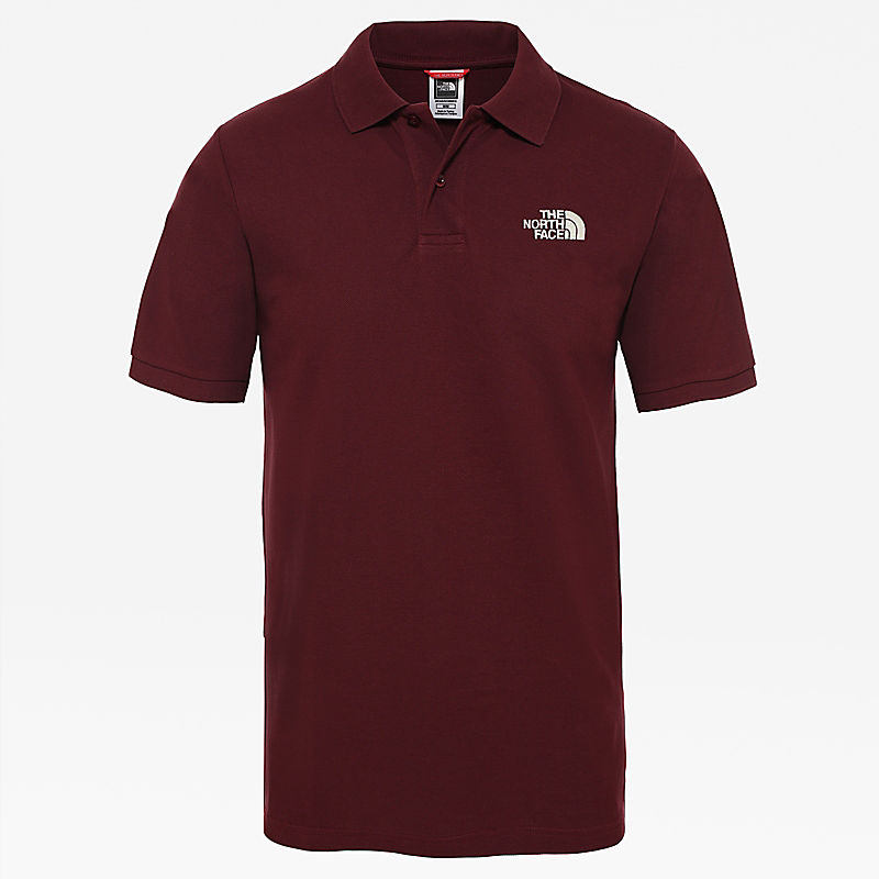 Men's Piquet Polo Shirt-
