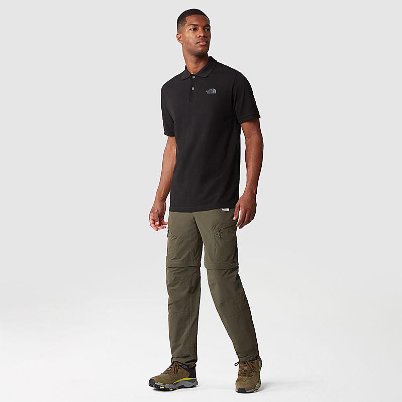 Herren Piqué-Poloshirt-