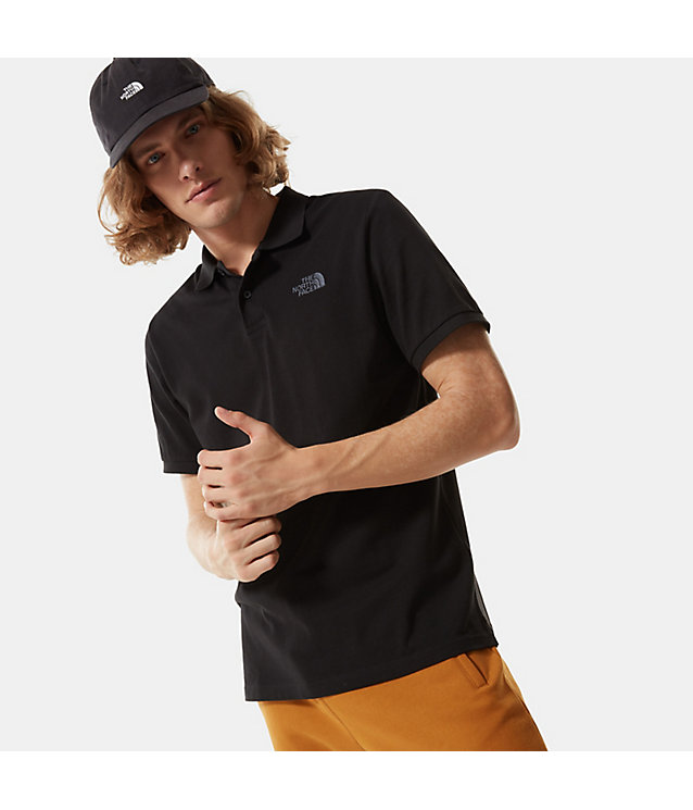 Herren Piquet Poloshirt | The North Face