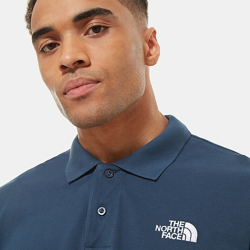 Men's Piquet Polo Shirt-