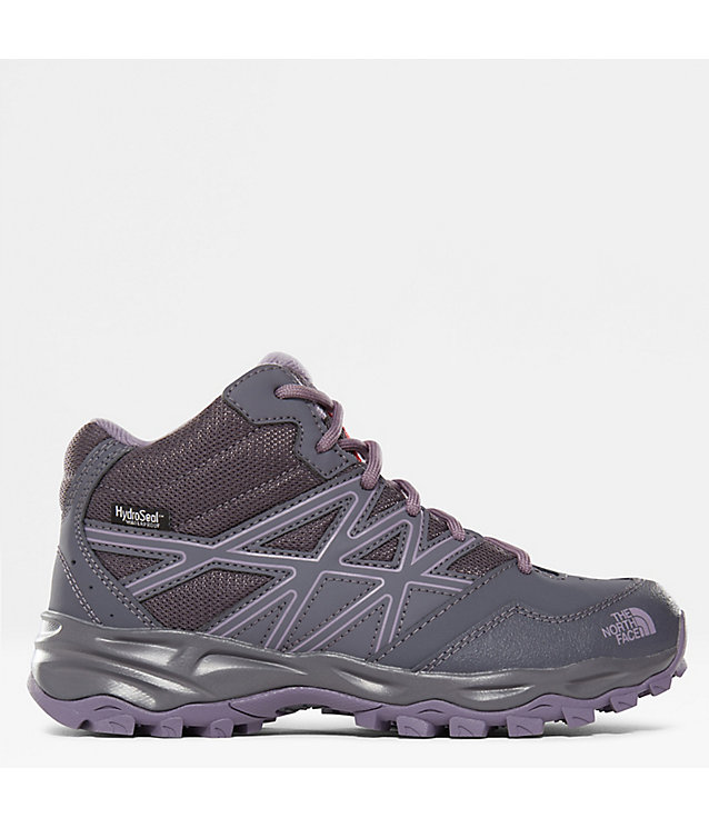 Junior Hedgehog Hiker Mid Waterproof | The North Face
