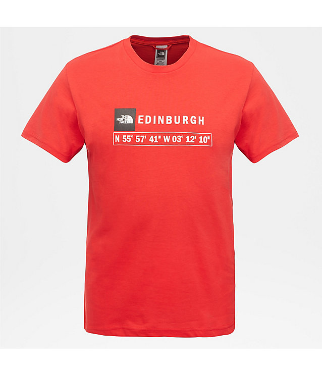 Men's Edinburgh T-Shirt | The North Face