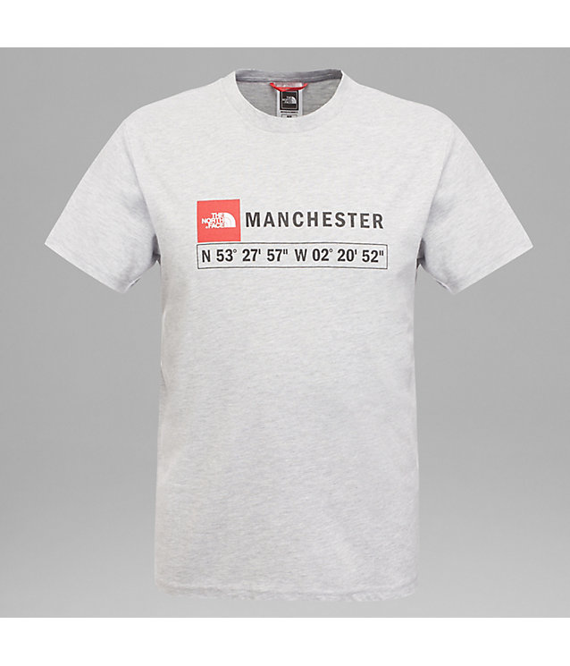 T-shirt Uomo GPS Manchester | The North Face