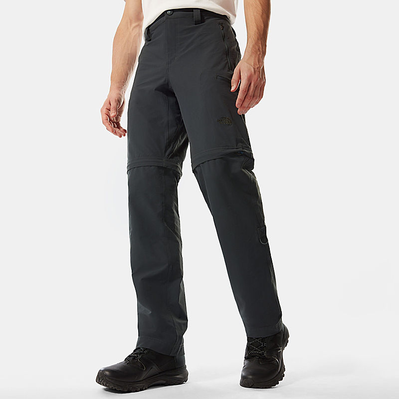 Men's Exploration Convertible Trousers-