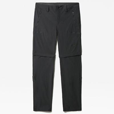dbb00e4e Men's Exploration Convertible Trousers | The North Face
