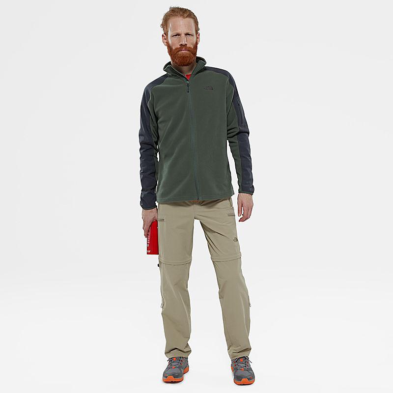 Men's Exploration Convertible Trousers-