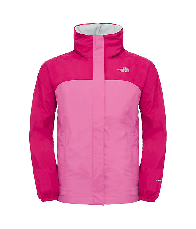 Girls' Resolve Reflective Jacket | The North Face